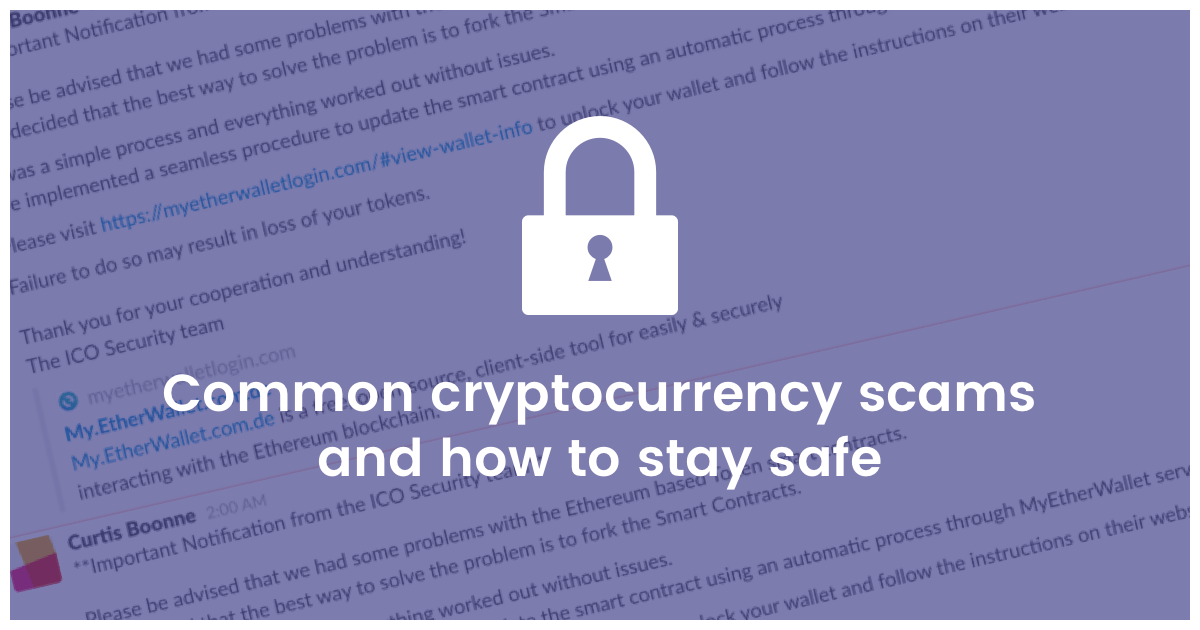 is crypto safe